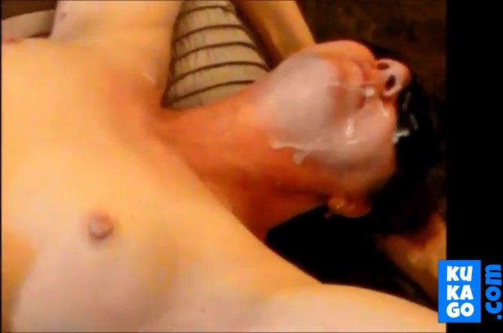 My Milf Girl Takes Another Facial Cumshot